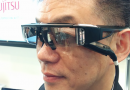 Google Glass provocat de noul prototip Fujitsu Laser Smart-glasses