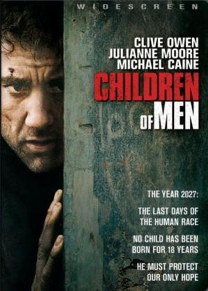 Children of Men Poster Top 10 filme SciFi mai puțin cunoscute pe care merită să le vezi