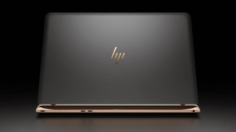 HP a lansat pe piață Spectre - cel mai subțire laptop din lume