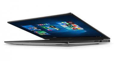 "Ultrabook Dell XPS 9550 cu procesor Intel® Core™ i7-6700HQ 2.60GHz, Skylake™, 15.6"", UHD, Touch-Screen, 16GB, 512GB"