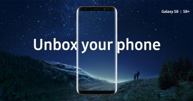 Review Telefon mobil Samsung Galaxy S8