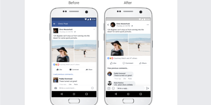 facebook inainte si dupafeatured