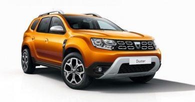 2017 - Noua Dacia DUSTER