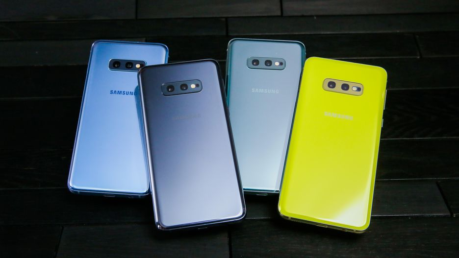 4 telefoane samsung galaxy s10e