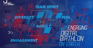 Digital Olympians