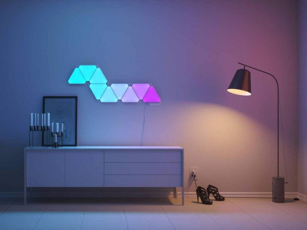 iluminat inteligent casa smart
