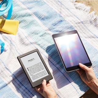 kindle luminozitate ecran