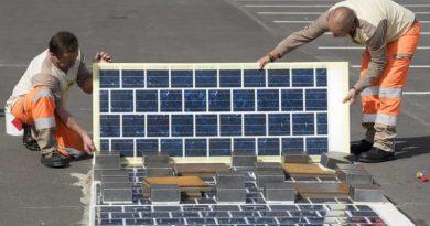 drum solar franta
