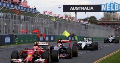 Mercede invinge Ferrari in Melbourne