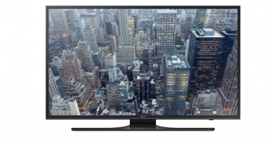 Televizor LED Smart Samsung, 121 cm, 48JU6400, 4K Ultra HD