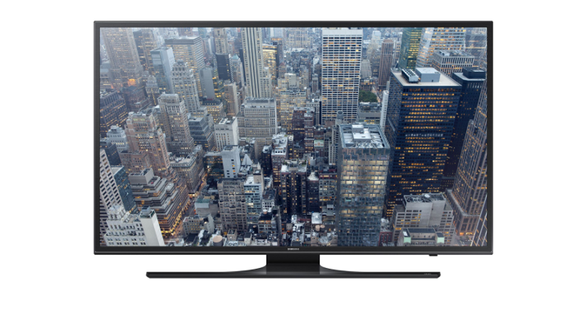 Televizor LED Smart Samsung, 121 cm, 48JU6400, 4K Ultra HD