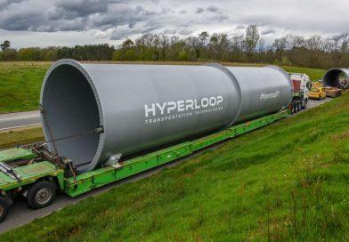 A inceput constructia primului sistem hyperloop in Europa